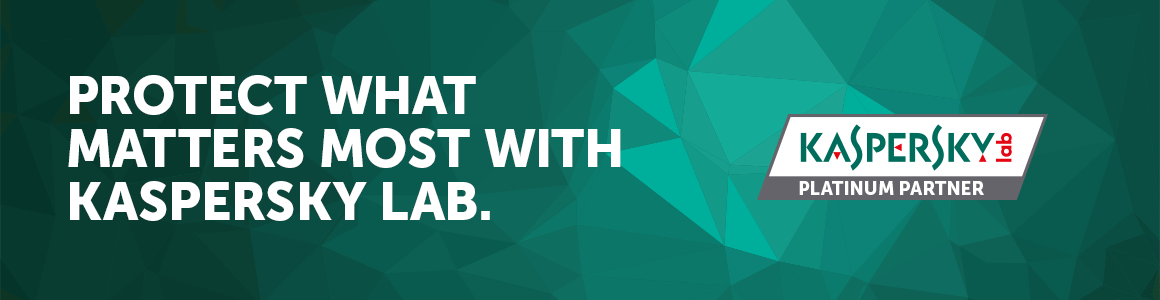 Protect what matters most with Kaspersky Lab