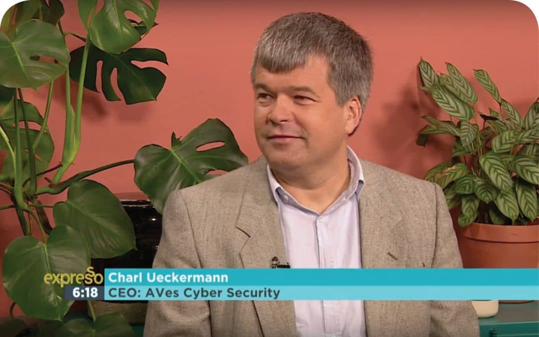 Data Security and Cloud Computing on Expresso Morning Show – SABC 3