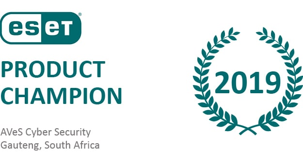 AVeS Cyber Security is ESET's Product Champion 2019