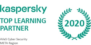 AVeS Cyber Security is the Kaspersky Top Learning Partner 2020 in the META region