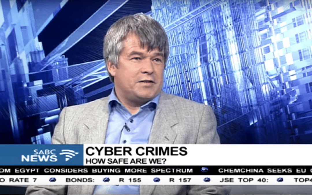 Cyber crimes on SABC News
