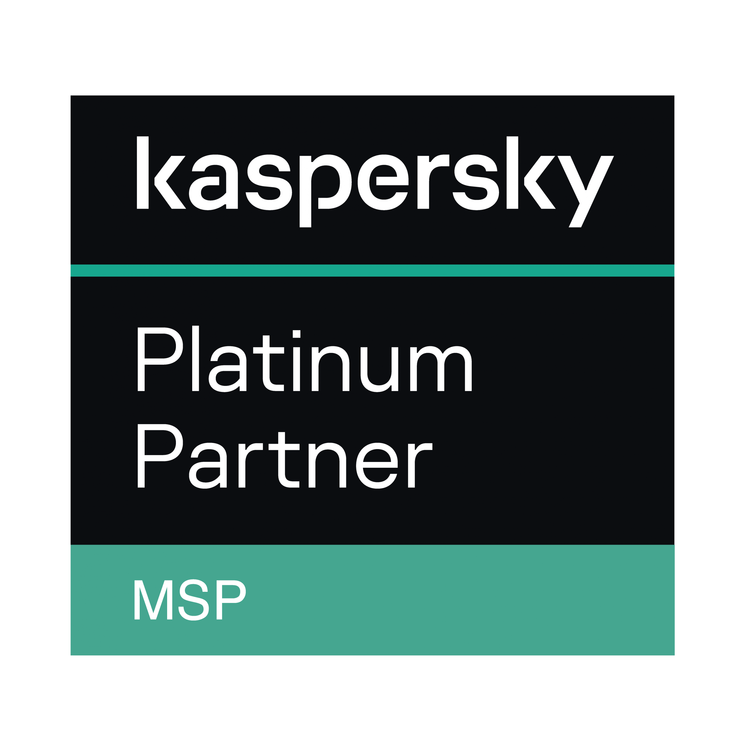 AVeS Cyber Security is a Platinum and MSP Kaspersky partner